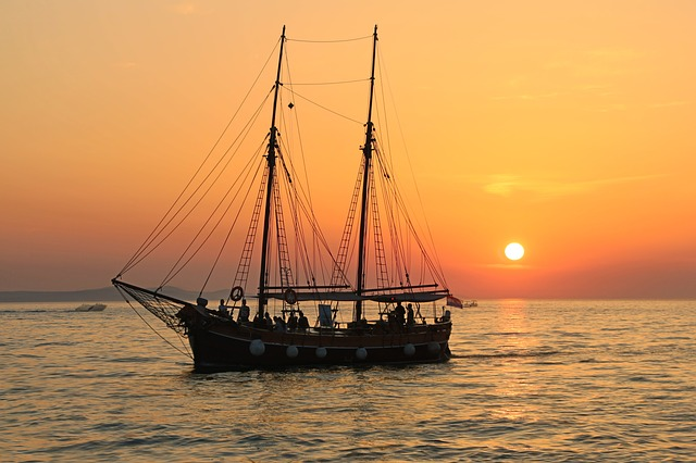 Das Mädchen und der Schiffszimmermann – eine Geschichte