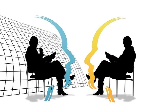 Das Mitarbeiter/-innengespräch – vom Gesunden Gespräch bis zur Kündigung